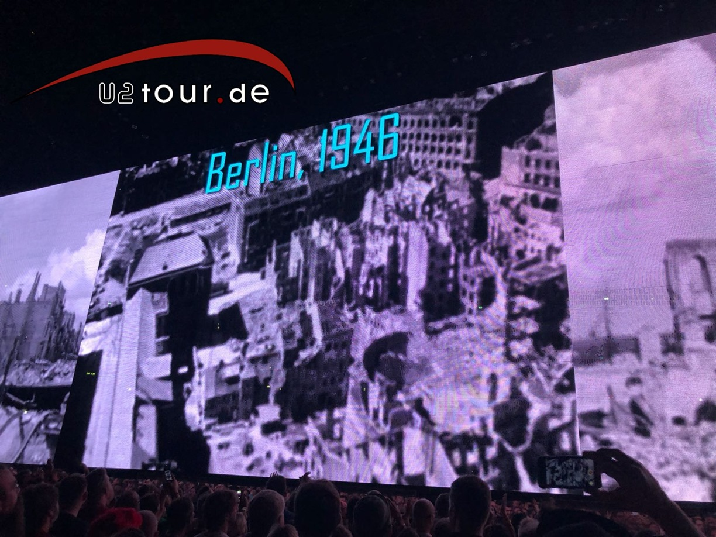 Berlin: U2 muss Konzert in Berlin abbrechen - Bono versagt die Stimme | Welt