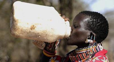 Kenia braucht sauberes Trinkwasser!